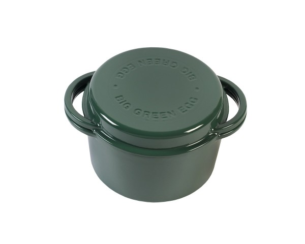Big Green Egg Dutch Oven Grün rund XXL,XL,L