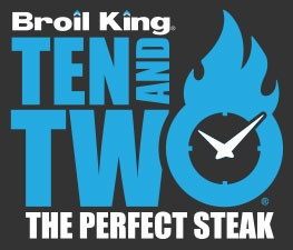 Broil King T-Shirt Ten and Two